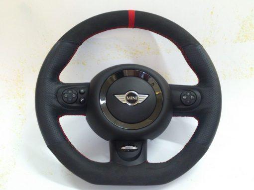 Tapizado de volante – MINI