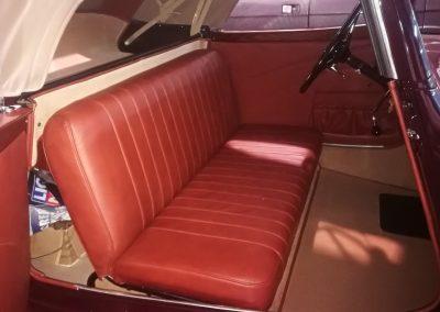 tapizado coche clasico completo