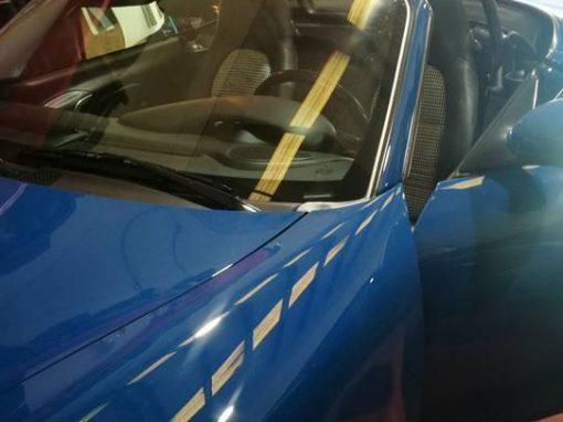 Tapizado de coche-PORSCHE