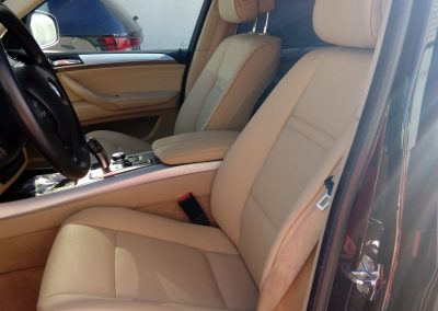 TAPIZADO DE COCHE BMW X5