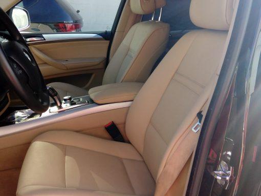 tapizado coche BMW X5